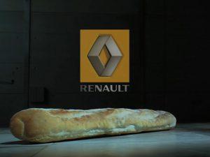パリで働く、日本人マーケターのトレンドレポート(24)車が登場しないルノーの「衝突実験」― 比喩表現で巧みに比較広告を想起させる